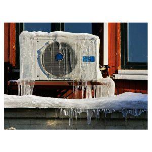 دلایل یخ زدگی کولرگازی در زمستان چیست