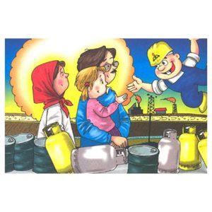 رعایت نکات ایمنی در استفاده از وسایل گاز سوز