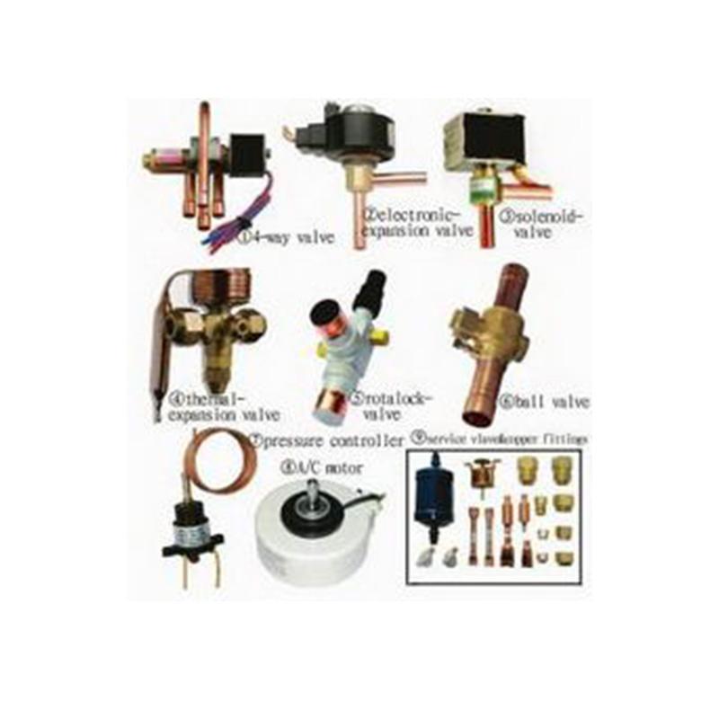 قطعات مکانیکی اسپلیت