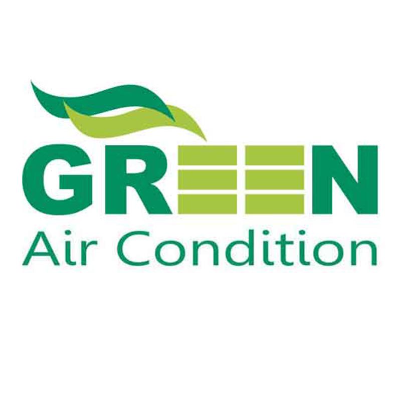 کولر گازی و اسپلیت گرین