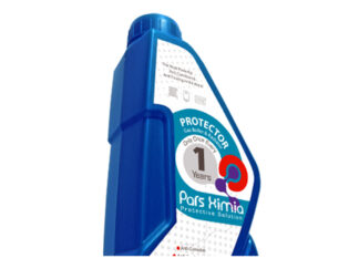 مایع ضد رسوب پکیج و رادیاتور پارس کیمیا-تیک سرویس