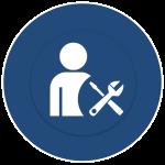 لوگو خدمات تیک سرویس