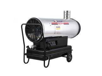 جت هیتر گازوئیلی دودکش دار باکدار QELB-110-02-تیک سرویس