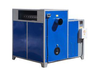 کوره هوای گرم افقی دوگانه سوز HA-200-تیک سرویس