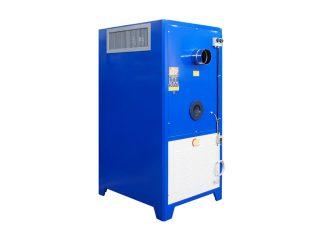 کوره هوای گرم دوگانه سوز KHG-100-تیک سرویس