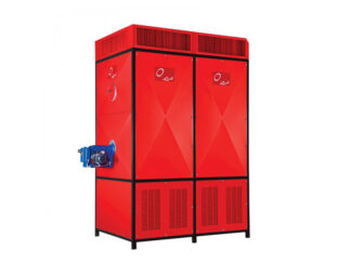 کوره هوای گرم گازوییلی انرژی 3000-01-تیک سرویس