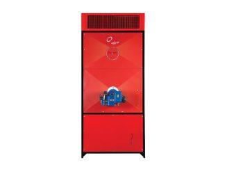کوره هوای گرم گازوییلی انرژی 1500-01-تیک سرویس