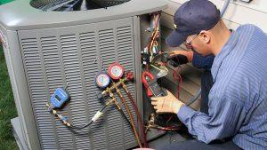 شارژ گاز داکت اسپیلت-تیک سرویس