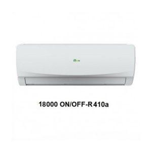 اسپلیت دیواری 18000 گرین مدل GWS-H18P1T1/R1-تیک سرویس