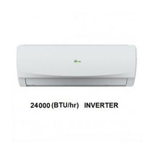 اسپلیت دیواری 24000 گرین اینورتر مدل GWS-H24P1T1A-تیک سرویس