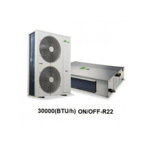 داکت اسپلیت حاره ای r22 گرین-gds-30p1t3b-تیک سرویس