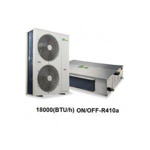 داکت اسپلیت گرین مدل gds-18p1t1r1-تیک سرویس
