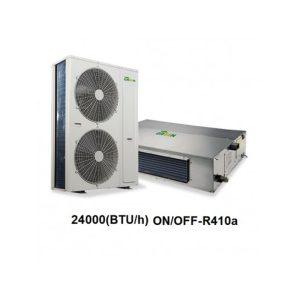 داکت اسپلیت گرین مدل gds-24p1t1r1-تیک سرویس
