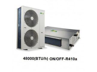داکت اسپلیت گرین مدل gds-48p3t1r1-تیک سرویس
