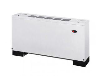 فن کویل زمینی بالازن ساران مدل SRFC-400-تیک سرویس