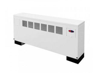 فن کویل زمینی رو به رو زن ساران مدل SRFC-400-تیک سرویس
