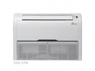 فن کویل زمینی-سقفی گرین مدل GFF1000P1-02-تیک سرویس