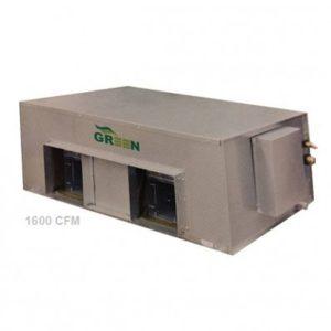 فن کویل کانالی 1600 گرین مدل gdf1600p1h-تیک سرویس