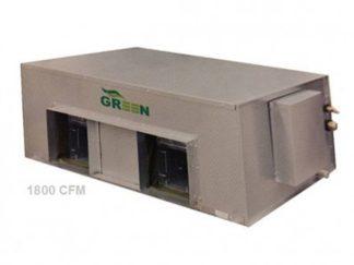 فن کویل کانالی 1800 گرین مدل gdf1800p1h-تیک سرویس