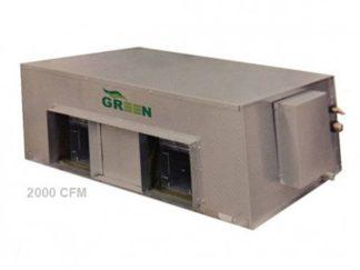 فن کویل کانالی 2000 گرین مدل gdf2000p1h-تیک سرویس