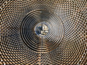نیروگاه خورشیدی هلیوستات-تیک سرویس