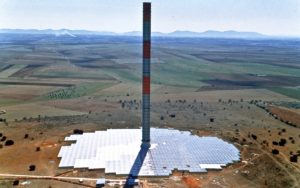 نیروگاه دودکش خورشیدی-تیک سرویس