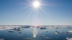 آب شدن یخ ها-تیک سرویس