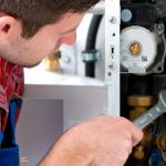 آموزش تعمیر پکیج شوفاژ گازی