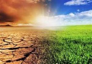 تغییرات آب و هوای ایران
