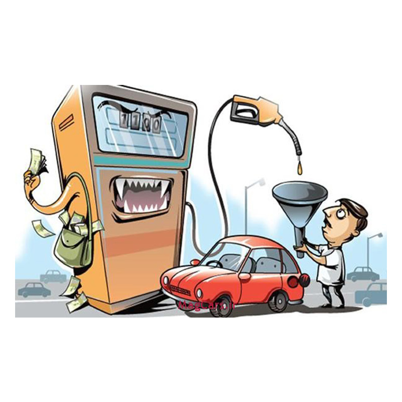 راهکار های مصرف بهینه سوخت