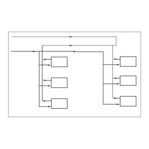 سیستم لوله کشی رادیاتور ها