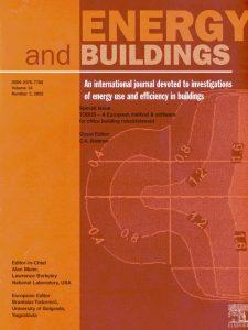 مجله Energy and Buildings