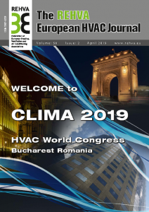 مجله REHVA European HVAC Journal