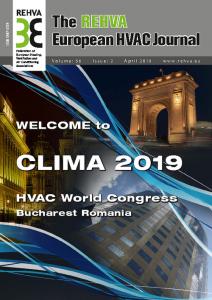 مجله REHVA European HVAC Journal