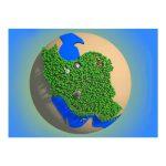 مشکلات محیط زیست ایران و روش های مقابله با آن