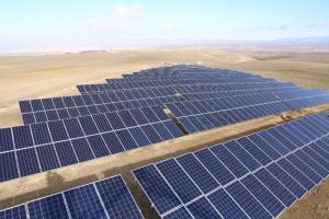 نیروگاه خورشیدی1