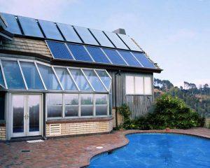 استخر های خورشیدی