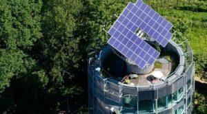 خانه گردان خورشیدی
