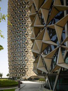 ساختمان آل بهار ابوظبی