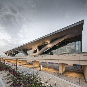 ساختمان مرکز گردهمایی ملی قطر