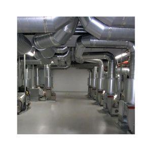 سیستم تهویه مطبوع مکان های صنعتی 4