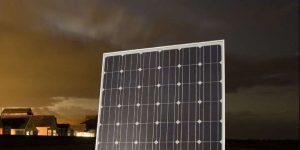 revers solar panels