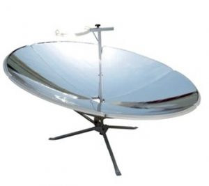 اجاق خورشیدی 3