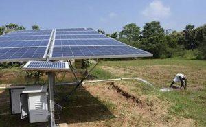 پمپ خورشیدی 2