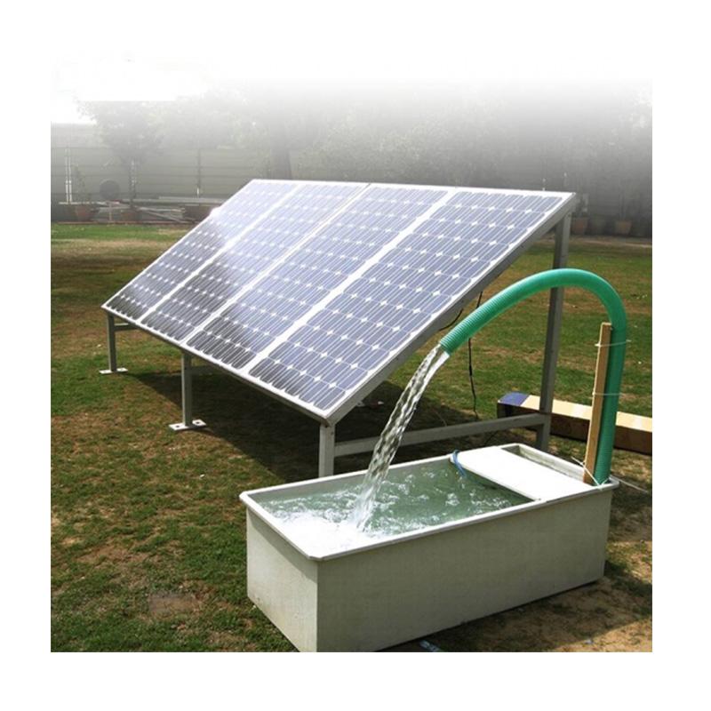 پمپ خورشیدی 5
