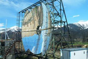 کوره خورشیدی 2
